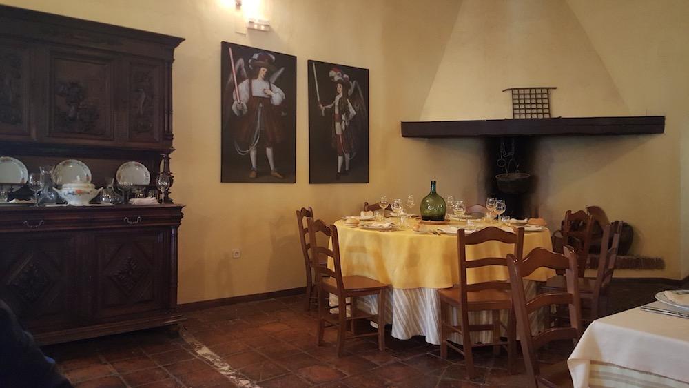 El Cenador de las Monjas | Pastrana (sala)