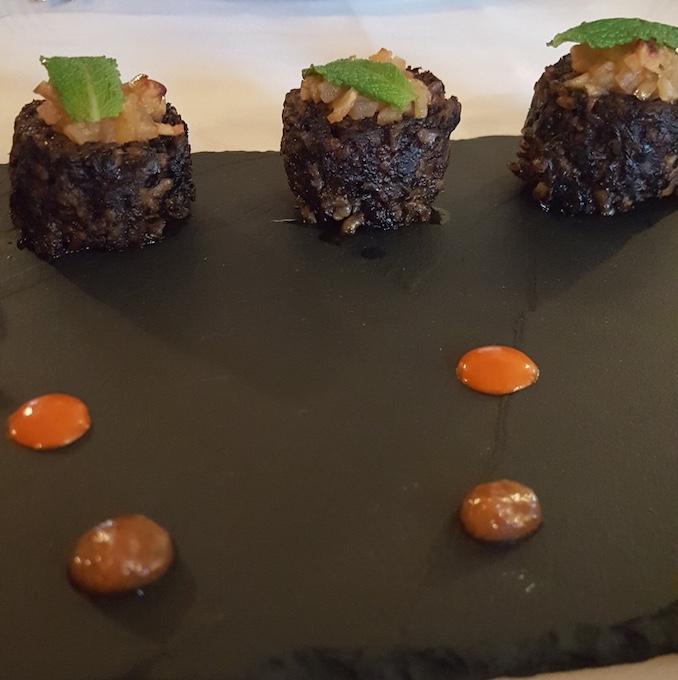 El Cenador de las Monjas | Pastrana (Morcilla Asada)
