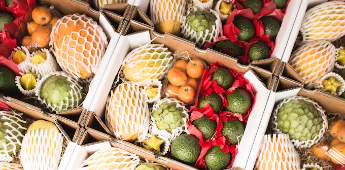 Exotic Fruit Box (caja)