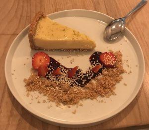 Kuoco 360 Food (Lemon Pie)