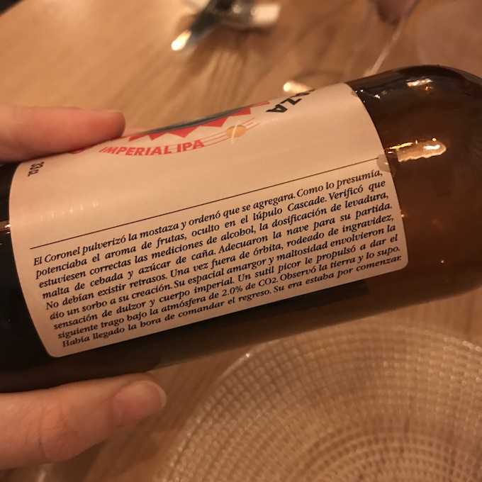 Kuoco 360 Food (Cerveza Coronel Mostaza)