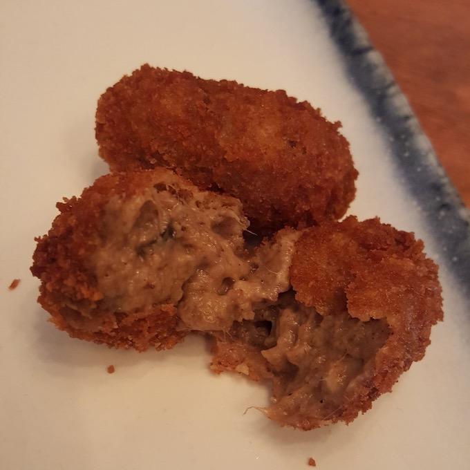 Kuoco 360 Food (croquetas de rabo de toro)