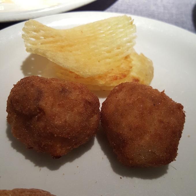 La Maruca (Croquetas de carne de cocido)