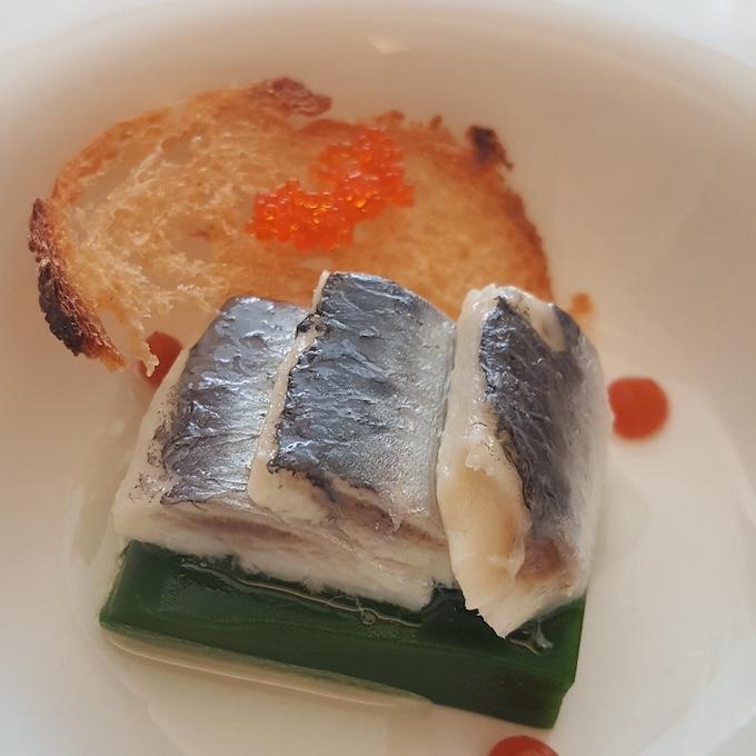 Surtopía (Sardinas marinadas)