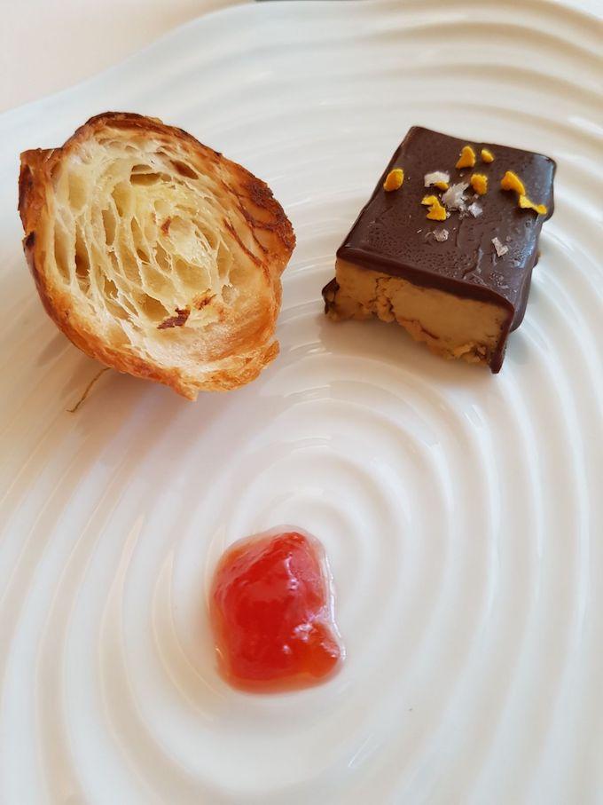Surtopía (Chocolatina de foie)