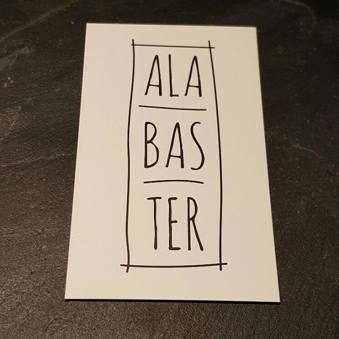 Alabaster (Restaurante)