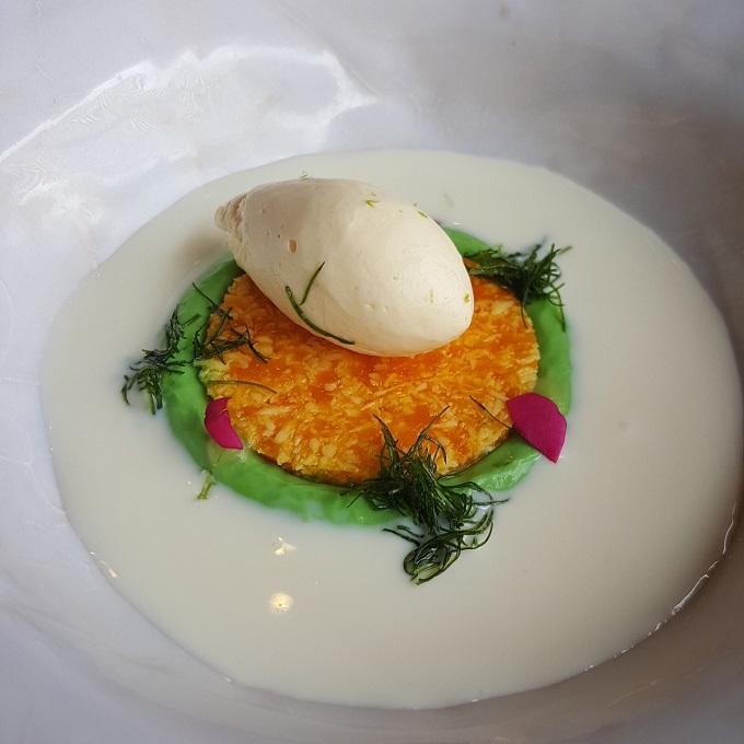 La Salita (Tarta de zanahoria y coco)