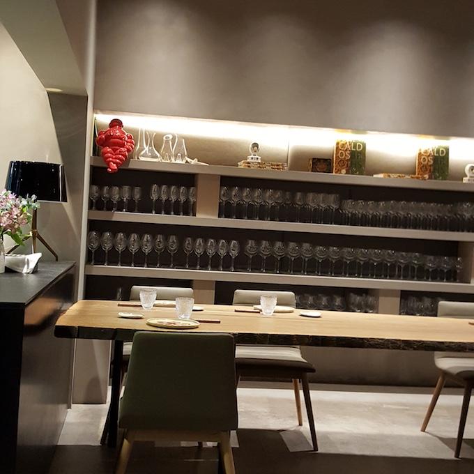 Ricard Camarena Restaurant (Sala)