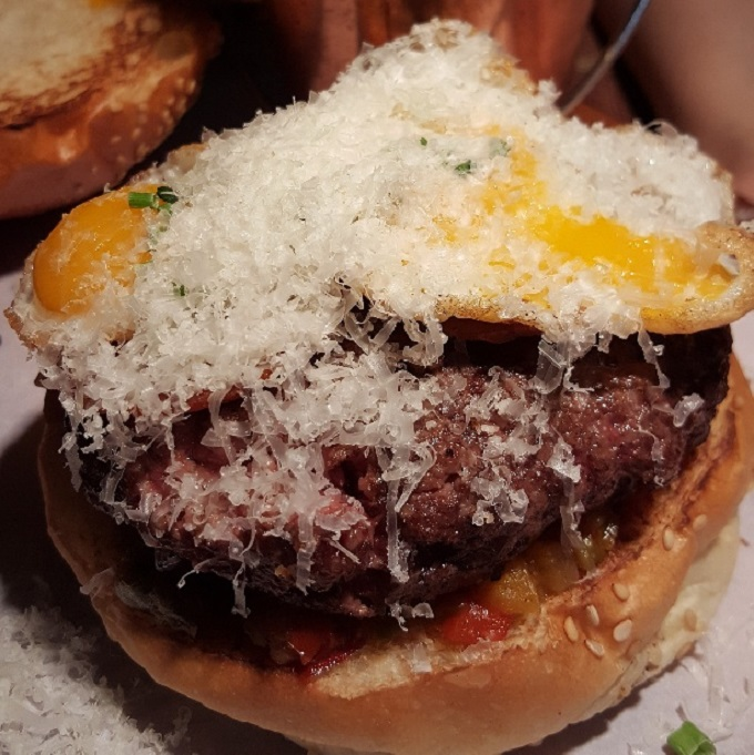 Bistroteca (Burger Manchega)