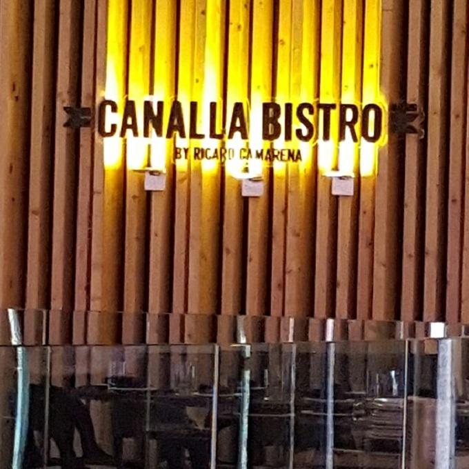 Canalla Bistro Madrid (Detalle)