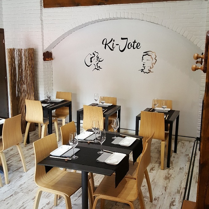 Ki-jote (Detalle)