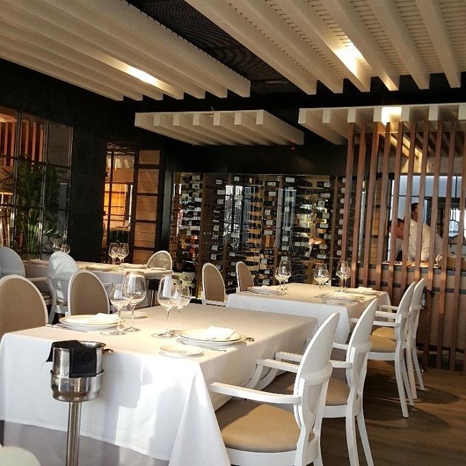 Restaurante Antonio (Vista de sala-2)