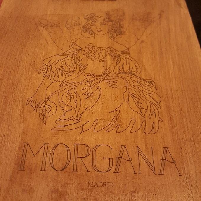 Morgana (Detalle)