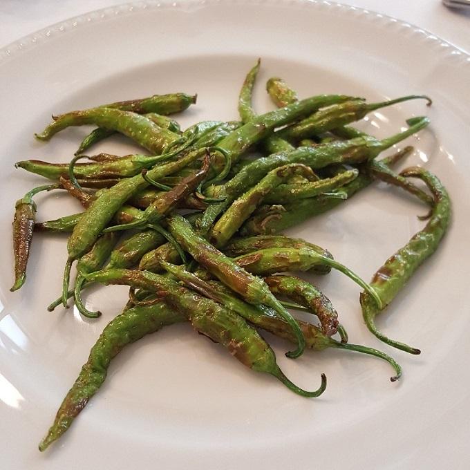 Pelotari (Piparras fritas)
