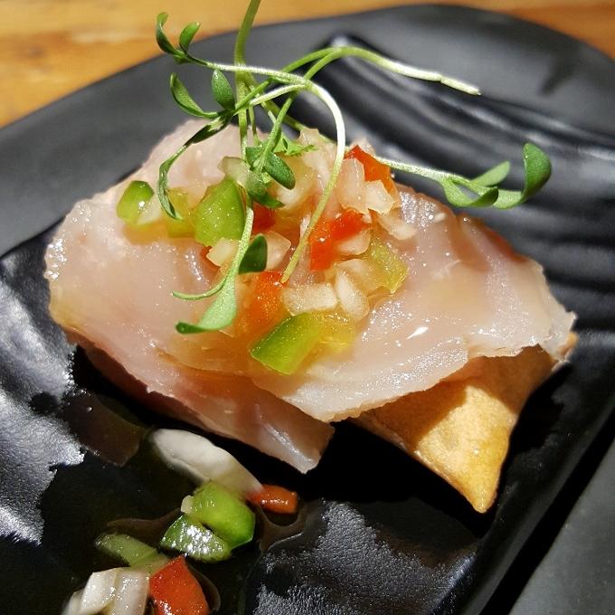 Arima Basque Gastronomy (Marmitako 2.0)