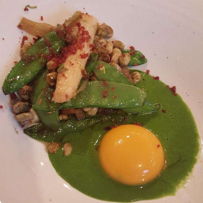 Arima Basque Gastronomy (Menestra de Chimbela)