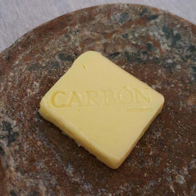 Carbon Negro (Mantequilla ahumada)