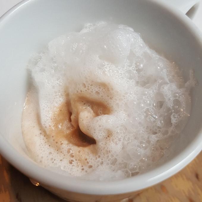 Arrayán (Capuccino helado)