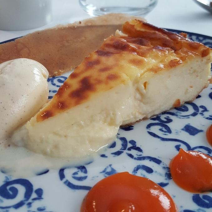Cañadio (Tarta de queso)