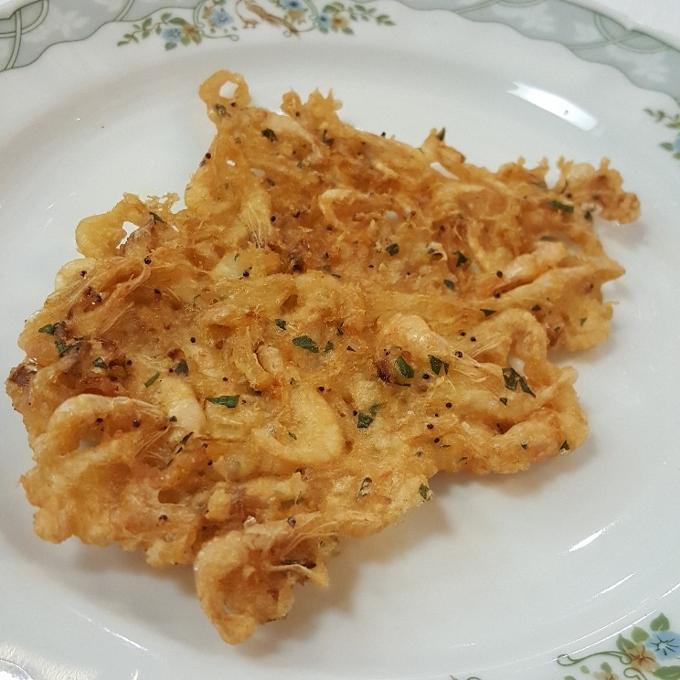 El Faro de Cadiz (Tortillita de camarones)