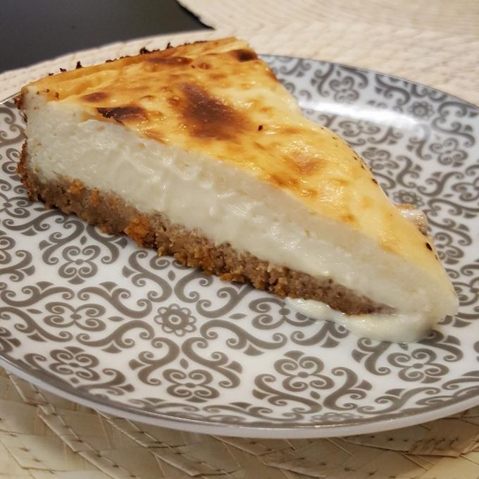 Tres por Cuatro (Tarta de queso de primavera)