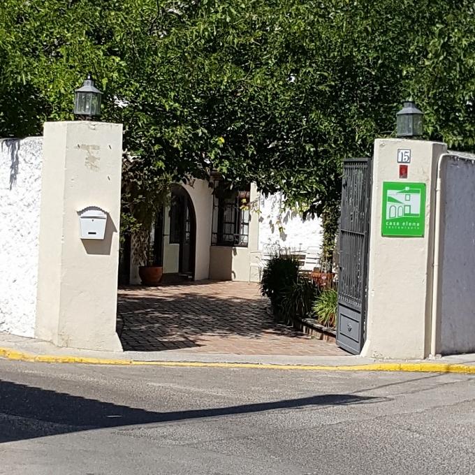 Casa Elena (Entrada exterior)