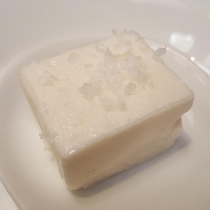 Montia (Mantequilla de leche de cabra)
