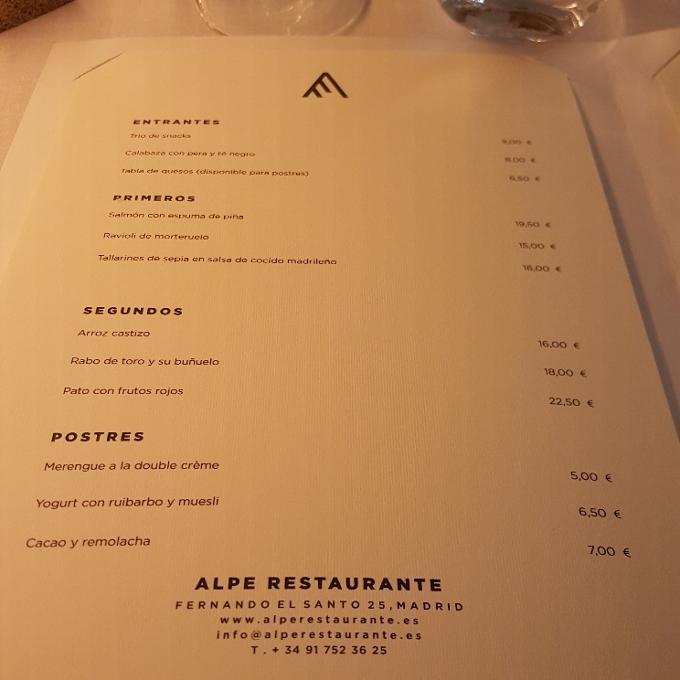 Alpe (Carta)