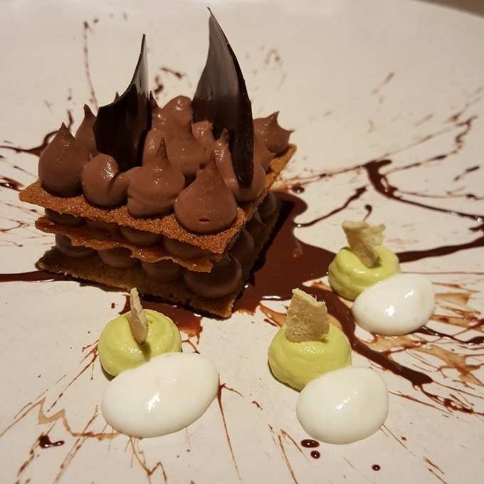 Étimo (Milhojas de chocolate