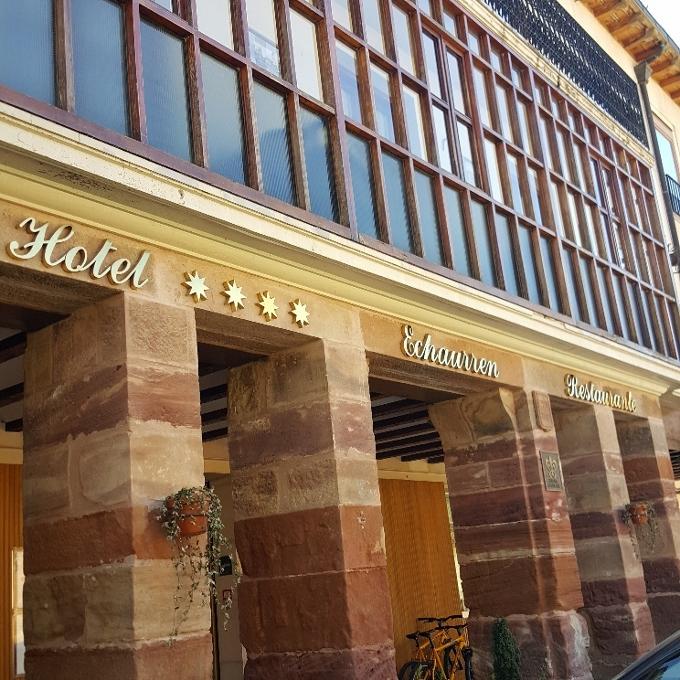 Echaurren Tradición (Edificio donde se ubica el restaurante)