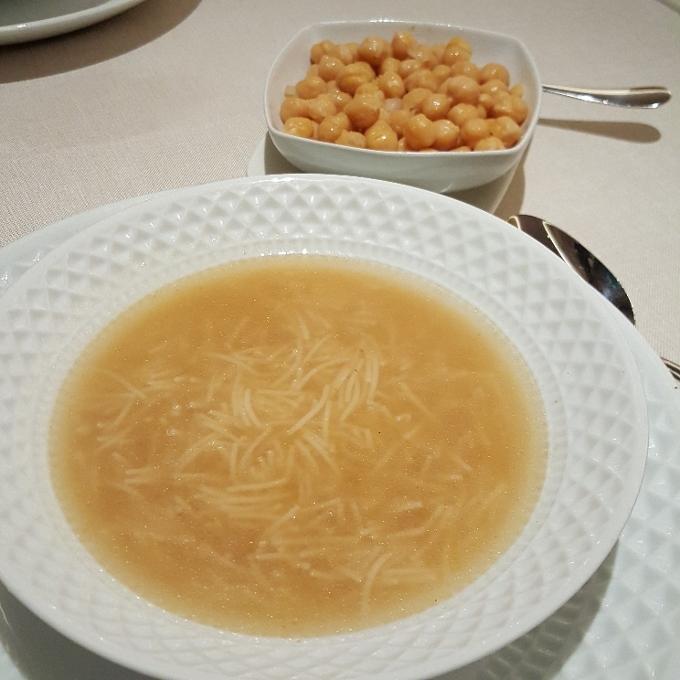 La Clave (Vuelco 2- La Sopa)