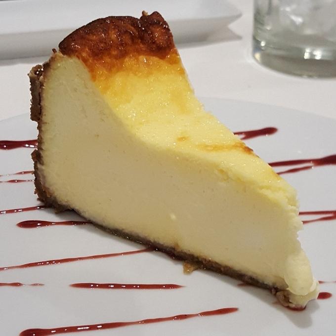 La Buena Vida (Tarta de queso)