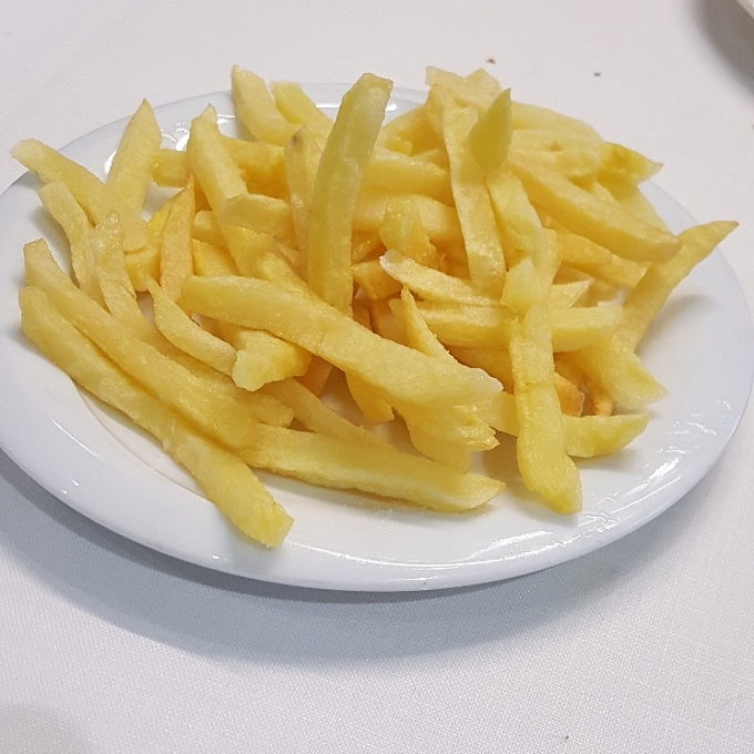 La Taberna de Elia (Patatas fritas)