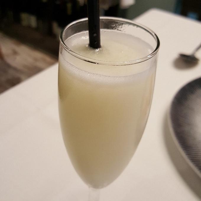 La Taberna de Elia (Sorbete de limón)