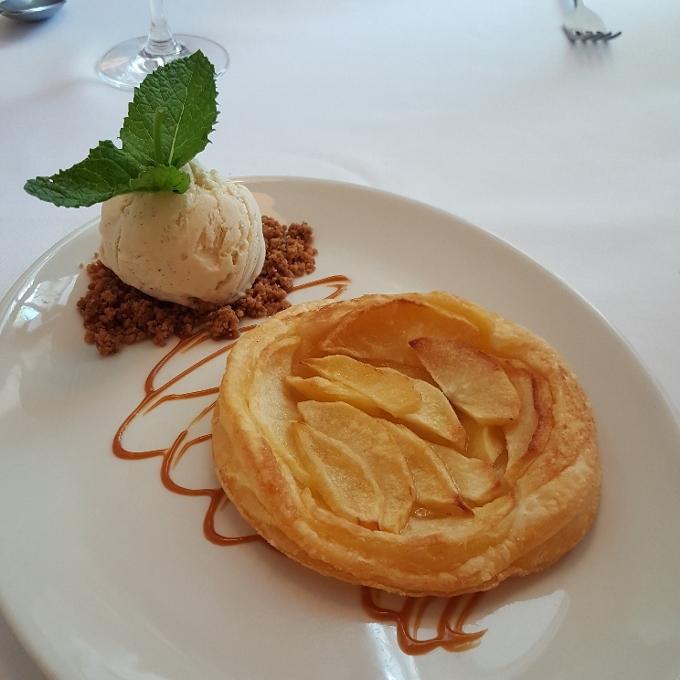 Berlanga (Tarta fina de manzana)